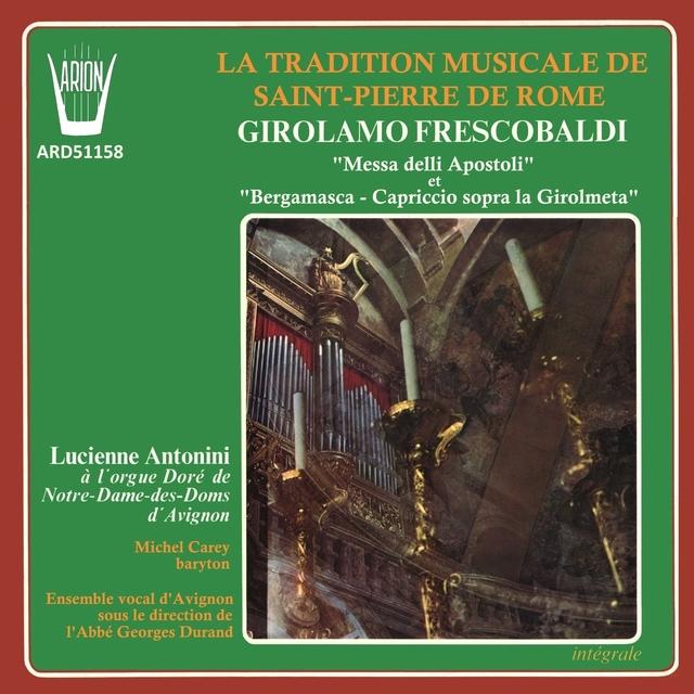 Frescobaldi - Fiori musicali, vol. 2