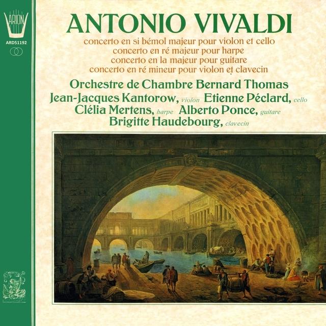 Antonio Vivaldi - 4 Concerti