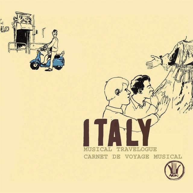 Carnet de Voyage : L'Italie