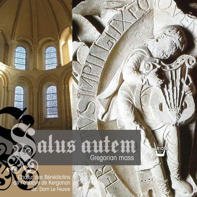 Gregorian mass, salus autem
