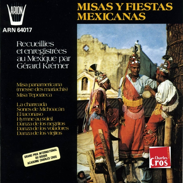 Couverture de Misas Y Fiestas Mexicanas