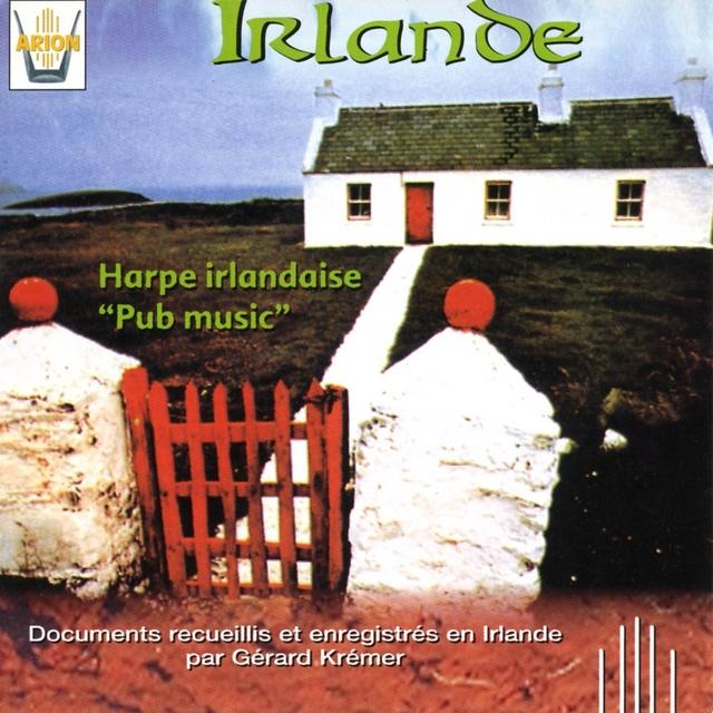 Couverture de Irlande : Harpe Irlandaise, Pub Music