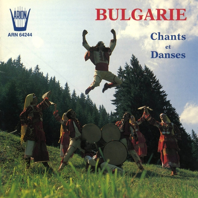 Bulgarie : Chants et danses