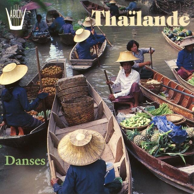 Couverture de Thailande - Danses