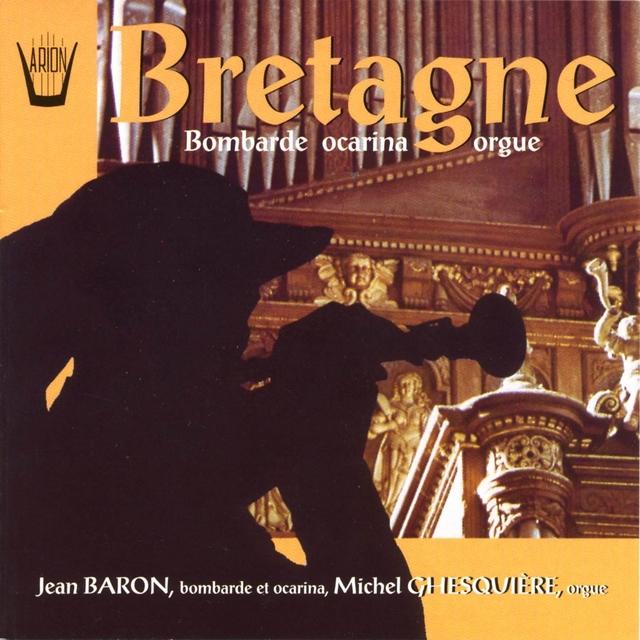 Bretagne : Bombarde, ocarina et orgue