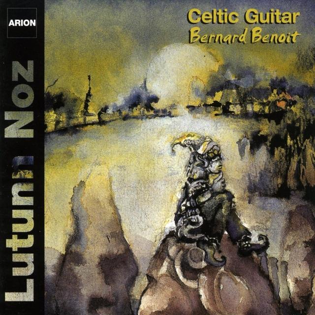 Lutunn Noz : Celtic Guitar