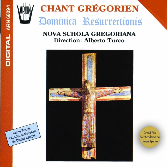 Chant grégorien : Dominica resurrectionis