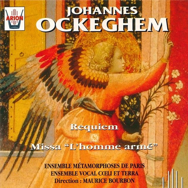 Ockeghem : Requiem missa l'homme armé