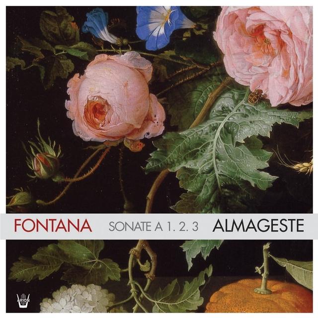 Fontana : Sonate a 1, 2, 3