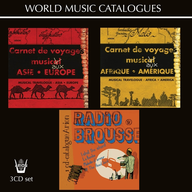 World Music Catalogues