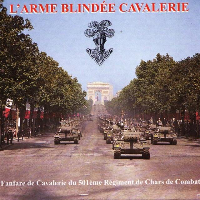 L'arme Blindée Cavalerie