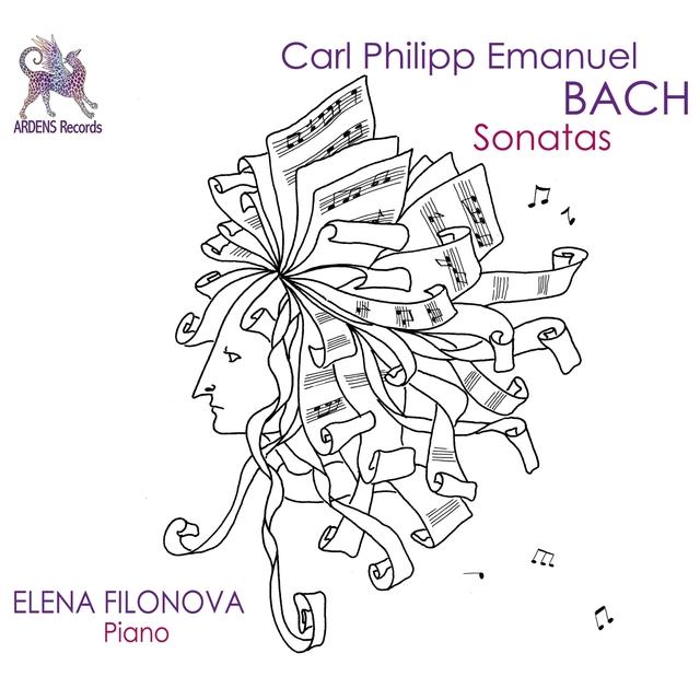 Carl Philipp Emanuel Bach: Sonates