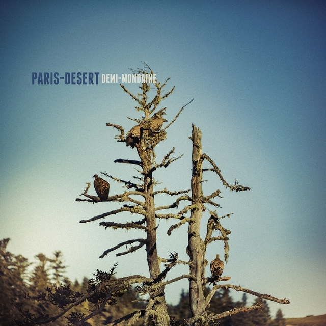 Paris désert