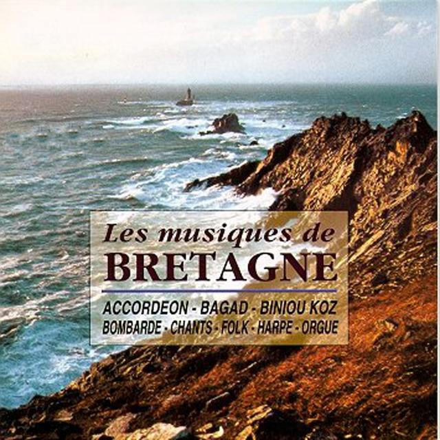 Couverture de Les Musiques de Bretagne