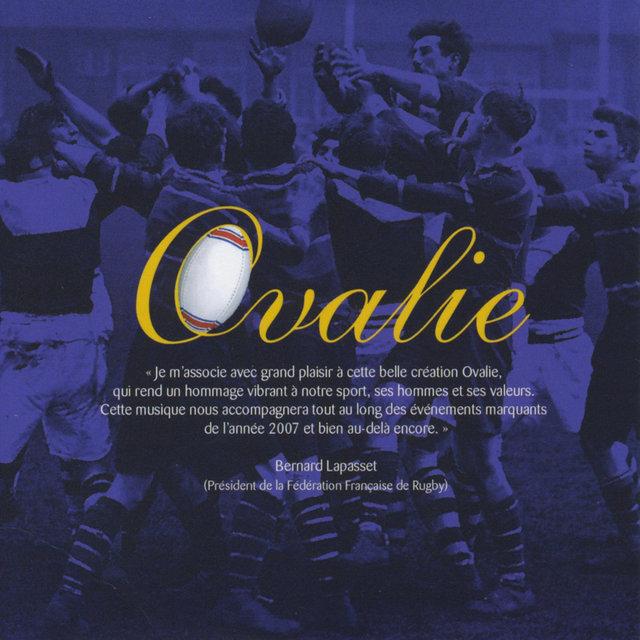 Couverture de Ovalie - EP