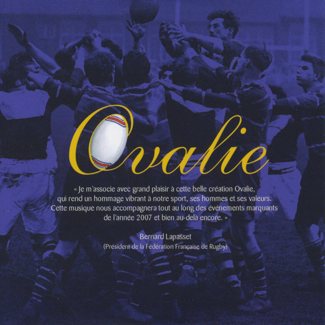 Ovalie - EP
