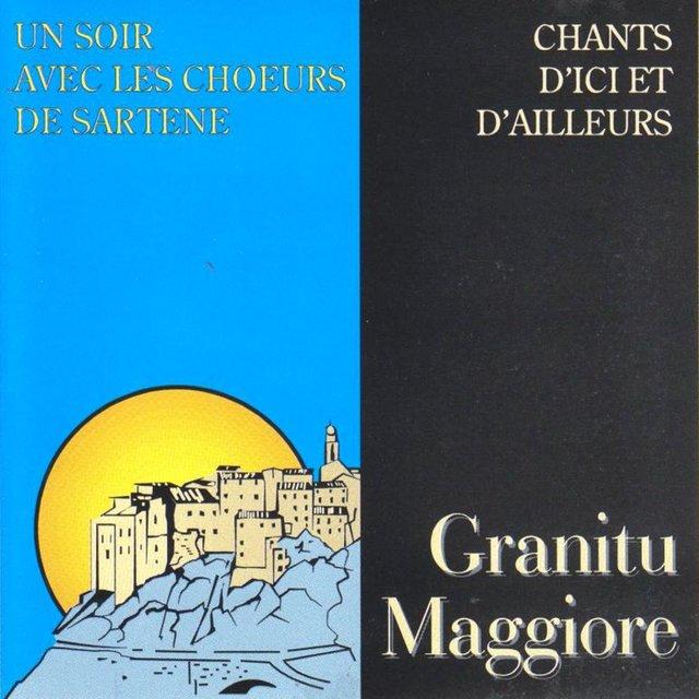 Un soir avec les chœurs de Sartène: Chants d'ici et d'ailleurs
