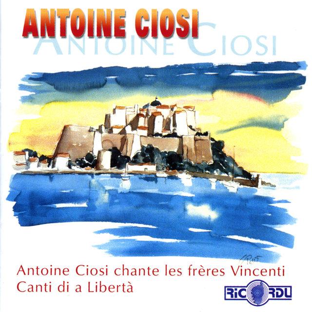 Chante les frères Vincenti - Canti di a Libertà