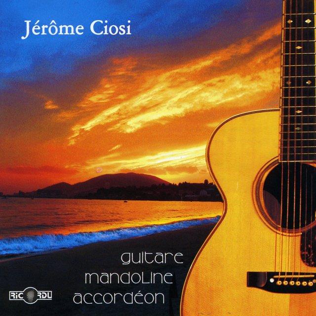 Guitare, mandoline, accordéon (Guitare corse, Musica nostra)