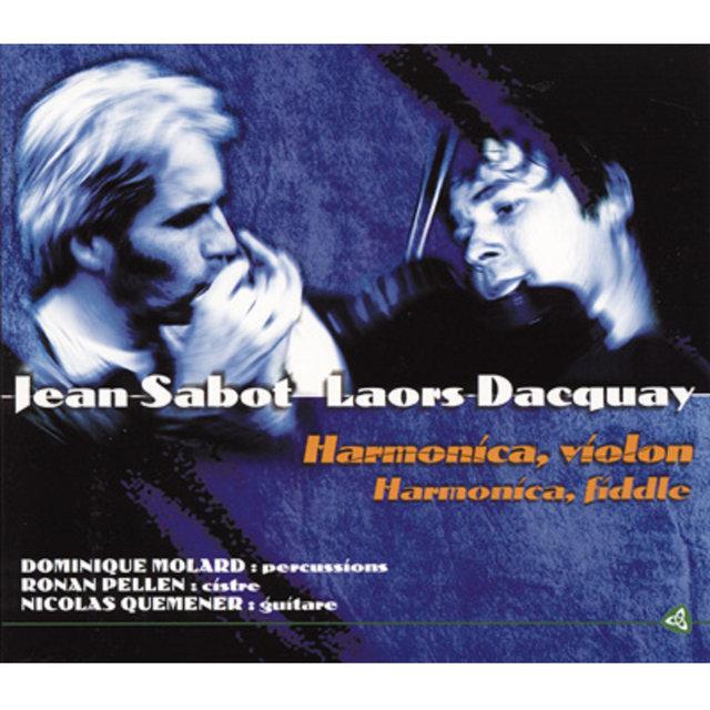 Harmonica, violon