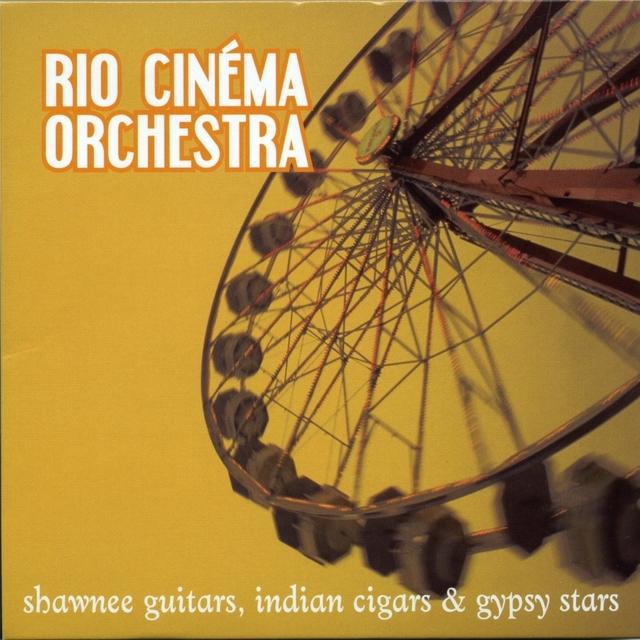 Shawnee guitars, indian cigars & gypsy stars