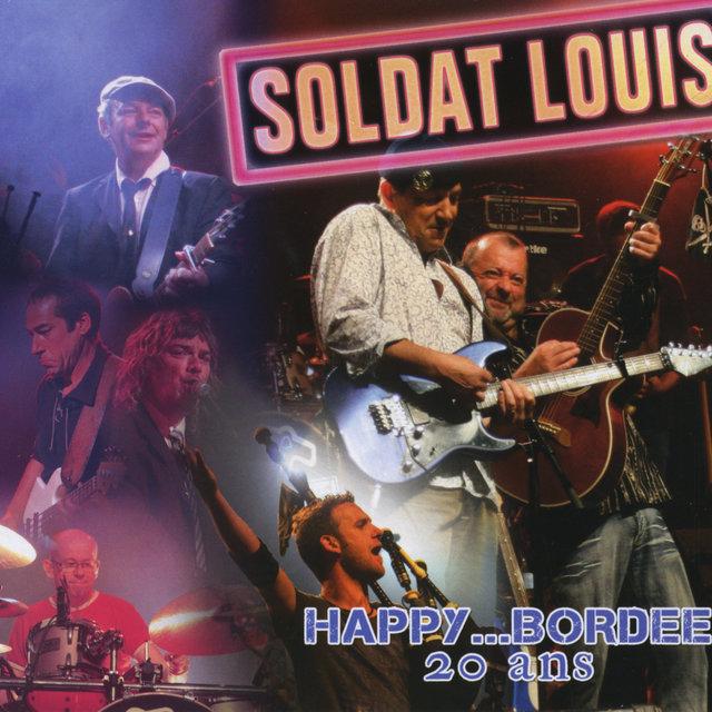 Happy...bordée 20 ans (Live)