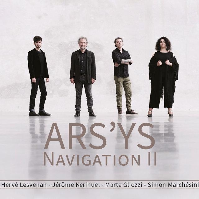 Couverture de Navigation II