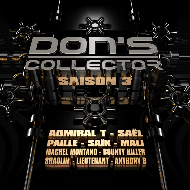 Couverture de Don's Collector (saison 3)
