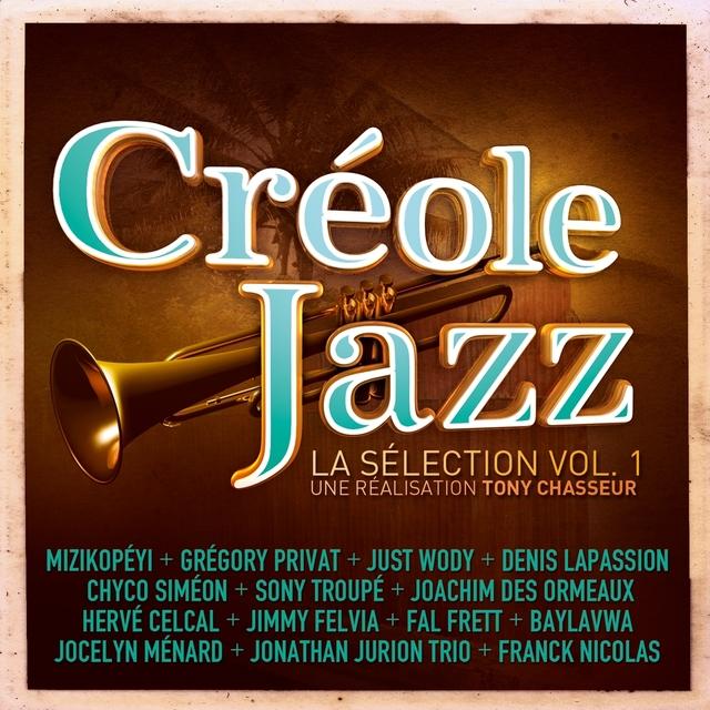 Couverture de Créole jazz, vol. 1