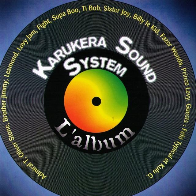 Karukera Sound System l'album