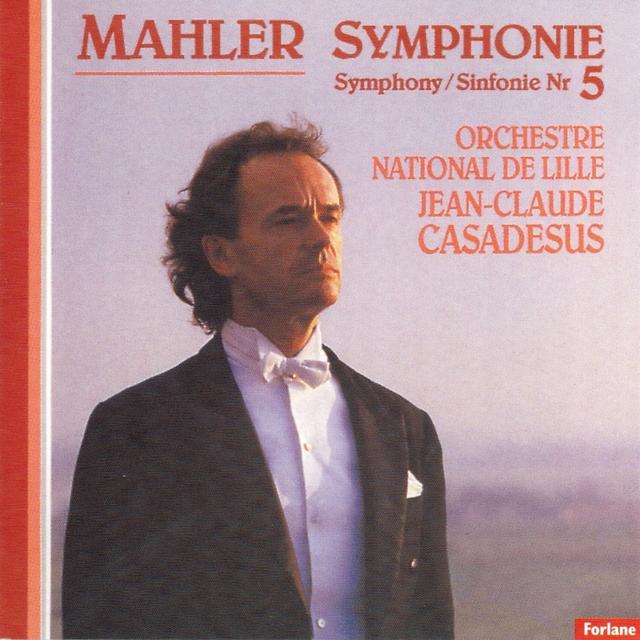 Gustav Mahler : Symphonie No. 5 en Ut dièse mineur