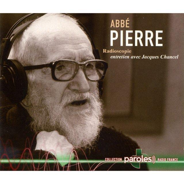 Radioscopie: Jacques Chancel reçoit l'Abbé Pierre