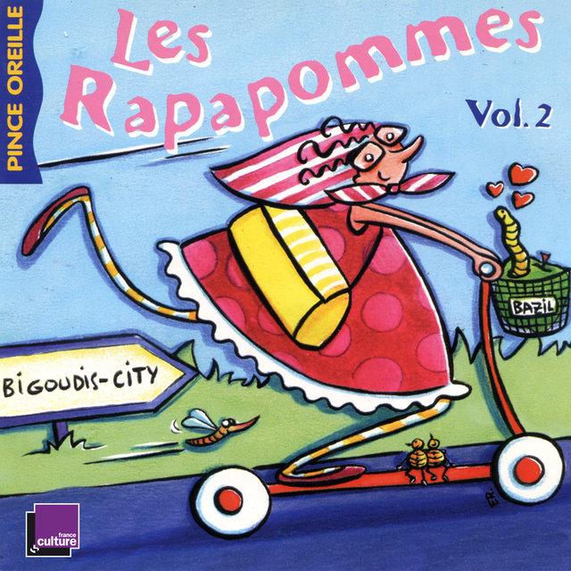 Les Rapapommes, Vol. 2 (Collection Les histoires du Pince Oreille)