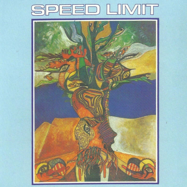 Couverture de Speed Limit, Vol. 2