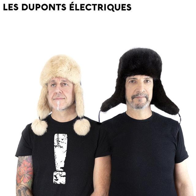 Couverture de Les Duponts Électriques