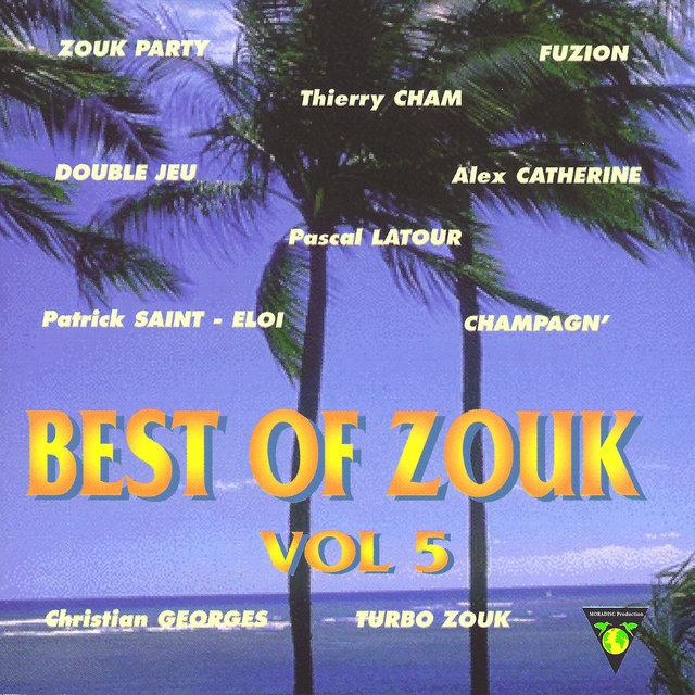 Best of Zouk, Vol. 5