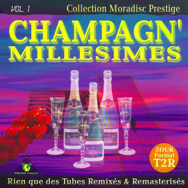 Champagn' millésimes, Vol. 1
