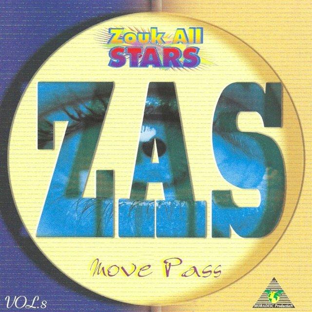 Zouk All Stars, Vol. 8: Move Pass