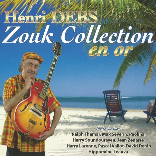 Zouk Collection en Or