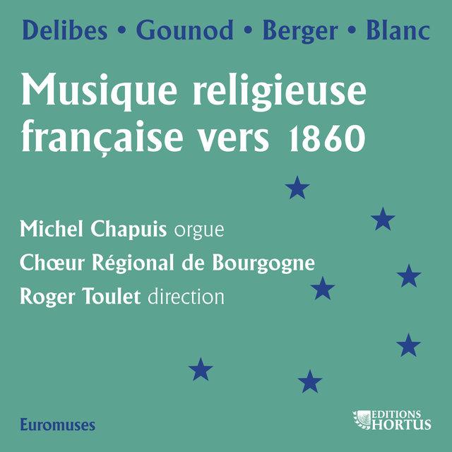 Musique religieuse française vers 1860