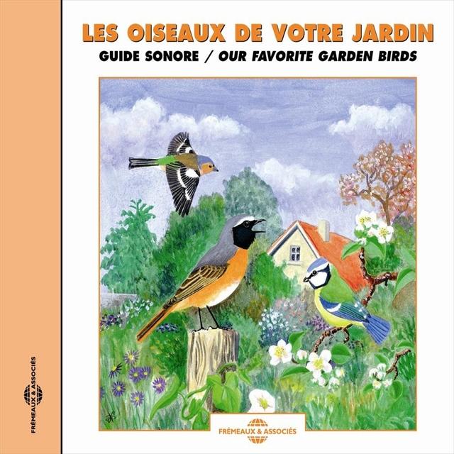 Oiseaux de votre jardin