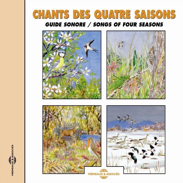 Chant des quatre saisons