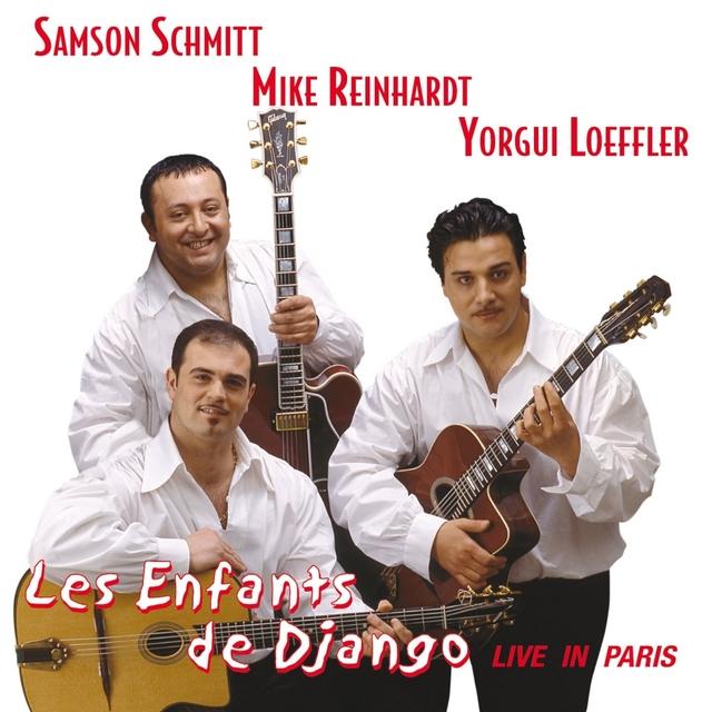 Les Enfants de Django - Live In Paris
