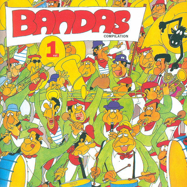 Bandas Volume 1 - D'hier et d'aujourd'hui