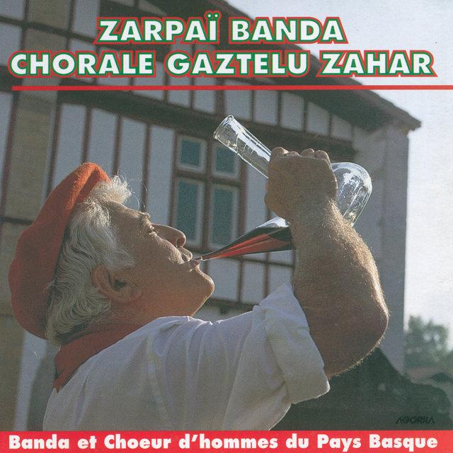 Banda et choeur d'hommes du Pays Basque