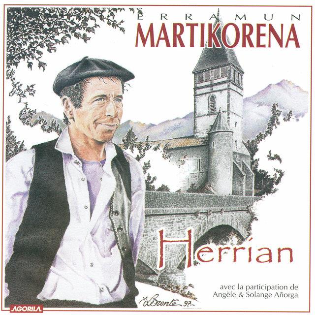 Couverture de Herrian