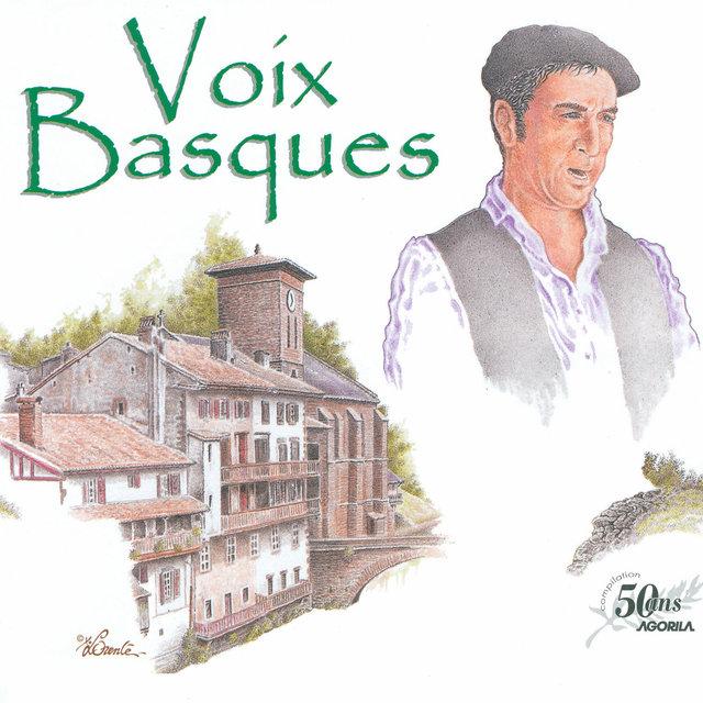 Couverture de Voix Basques