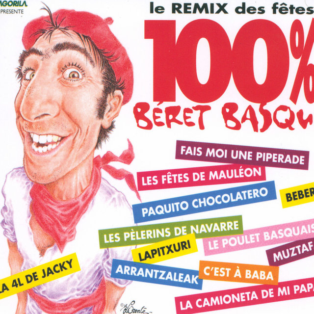 100% béret basque