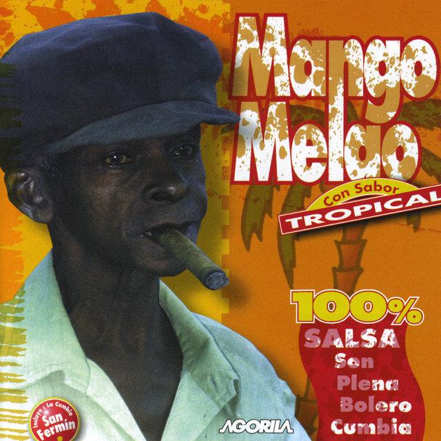 Con sabor tropical - 100% salsa