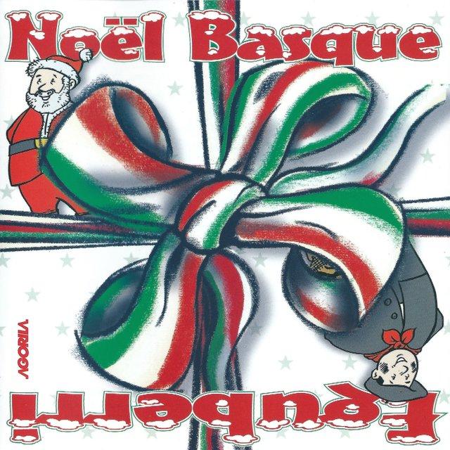 Couverture de Noël basque - Eguberri